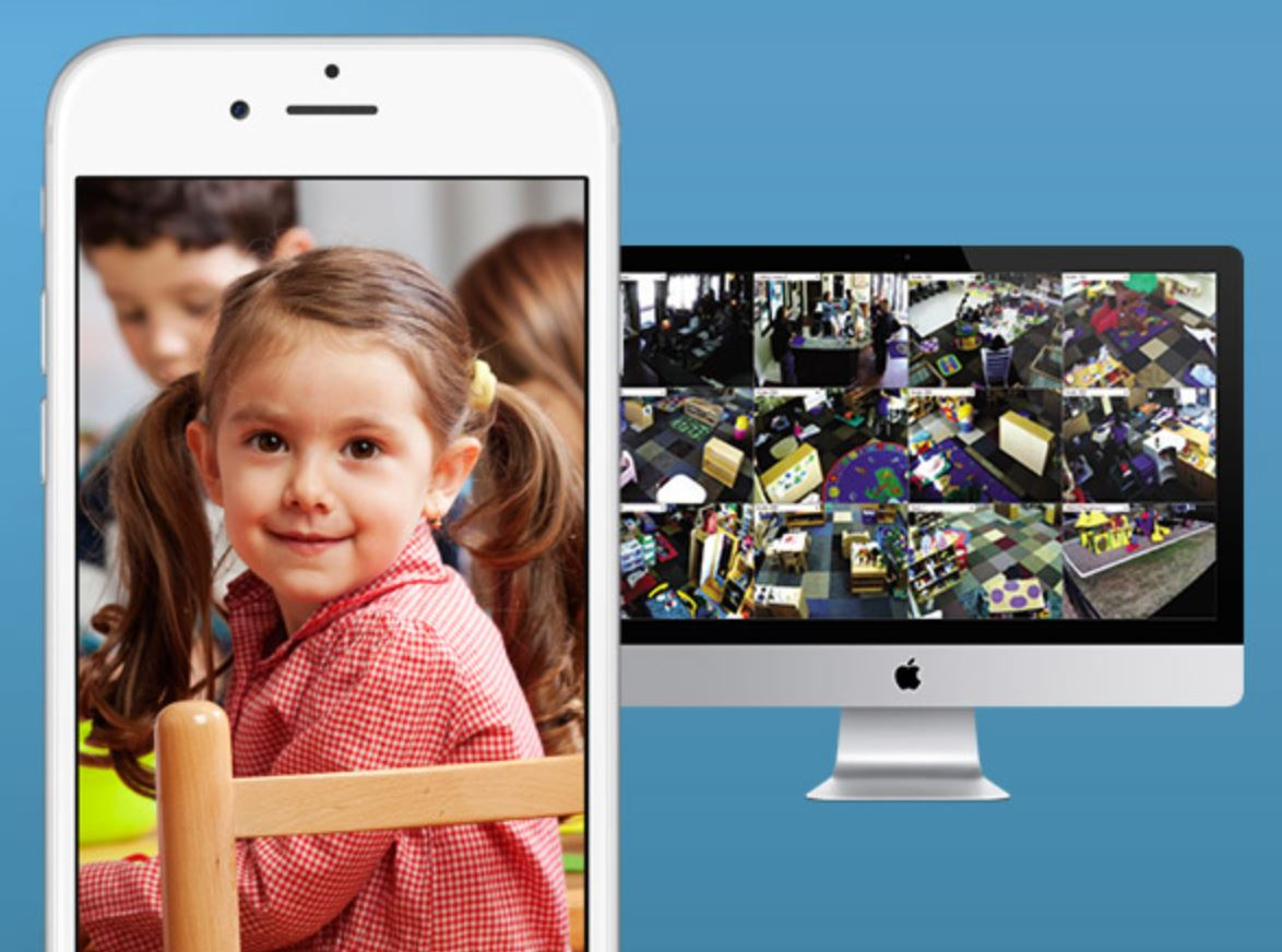 View Real-Time Classroom Cameras On Multiple Devices.