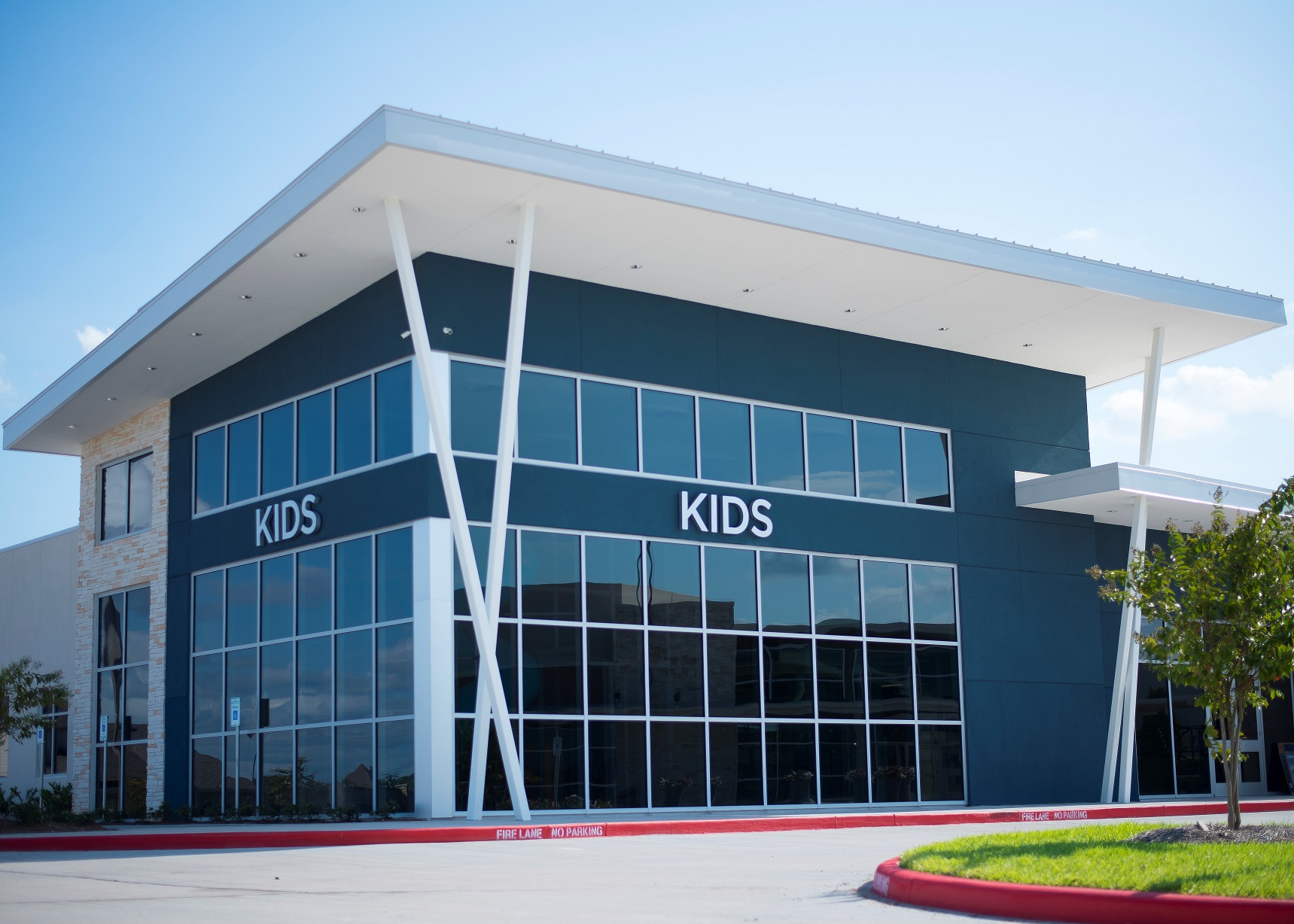 Next Generation Academy Campus in Pearland, Texas